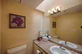 685 High St 5e, Palo Alto 94301 - Half Bath (A)