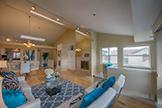 Living Room (D) - 685 High St 5e, Palo Alto 94301
