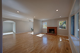 5390 Keene Dr, San Jose 95124 - Living Room (A)