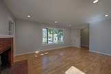 5390 Keene Dr, San Jose 95124 - Living Room (C)