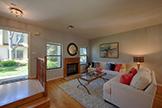 975 La Mesa Ter H, Sunnyvale 94086 - Living Room (B)