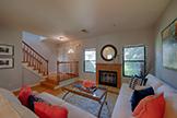 975 La Mesa Ter H, Sunnyvale 94086 - Living Room (C)