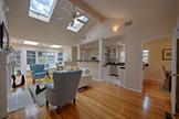 Living Room - 1613 Mariposa Ave, Palo Alto 94306