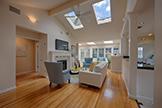 1613 Mariposa Ave, Palo Alto 94306 - Living Room (B)