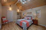 1613 Mariposa Ave, Palo Alto 94306 - Master Bedroom (A)