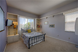 3573 Meadowlands Ln, San Jose 95135 - Downstairs Bedroom (A)