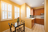 405 Mendocino Way, Redwood Shores 94065 - Breakfast Area (A)