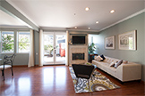 405 Mendocino Way, Redwood Shores 94065 - Living Room (A)