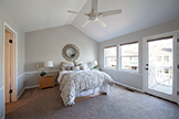 405 Mendocino Way, Redwood Shores 94065 - Master Bedroom (A)