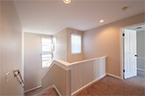 405 Mendocino Way, Redwood Shores 94065 - Upstairs Landing (A)