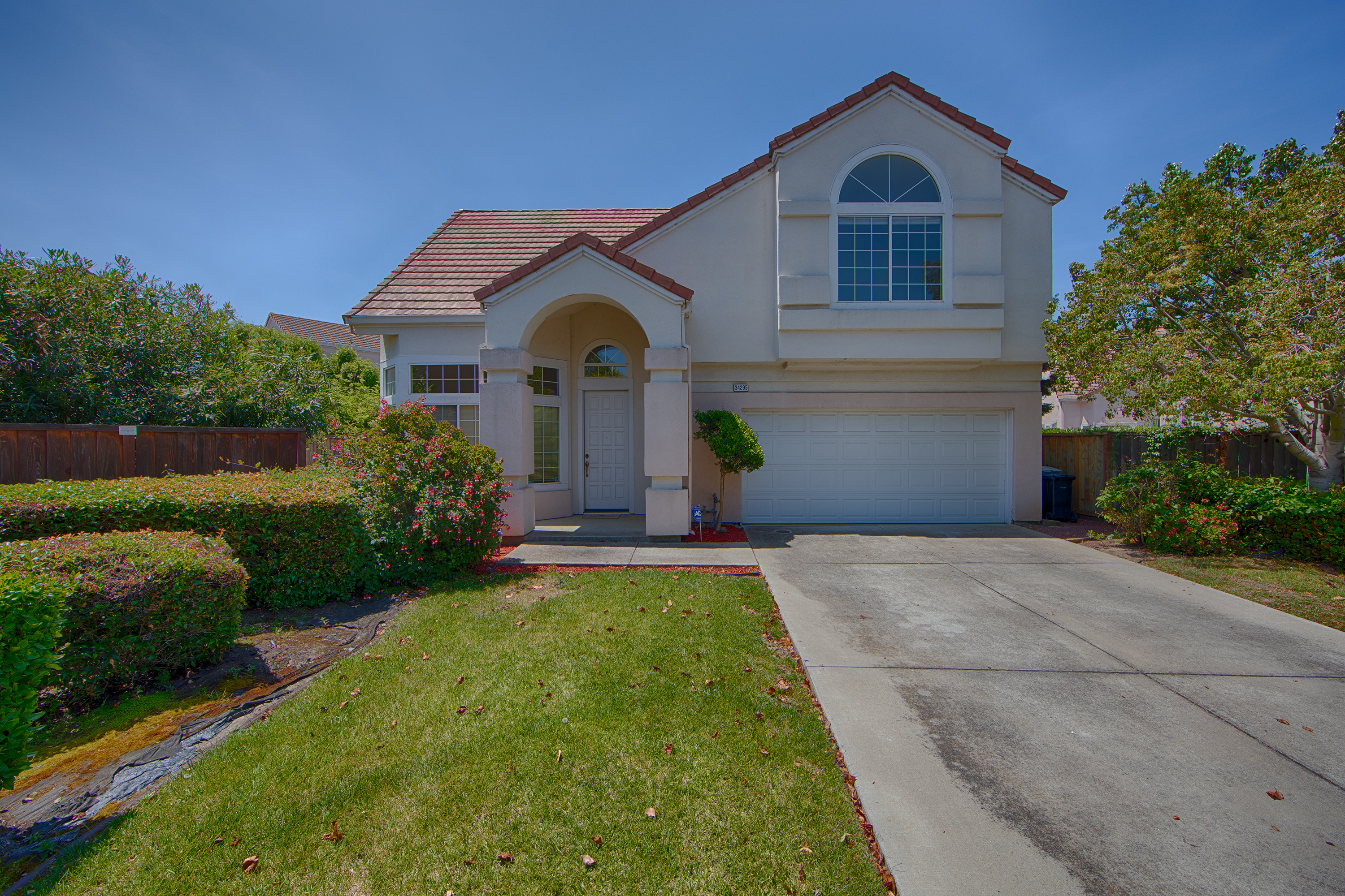 Front View - 34295 Mimosa Ter, Fremont 94555
