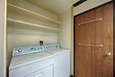 58 N El Camino Real 110, San Mateo 94401 - Laundry (A)