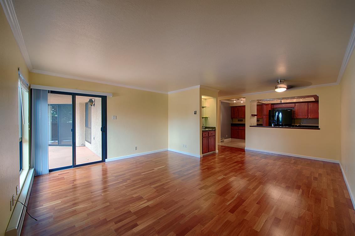 Living Room (A) - 58 N El Camino Real 110