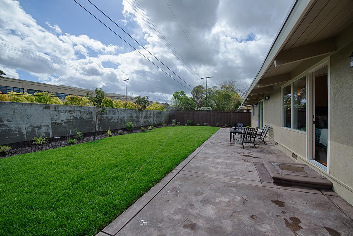 Backyard (A)