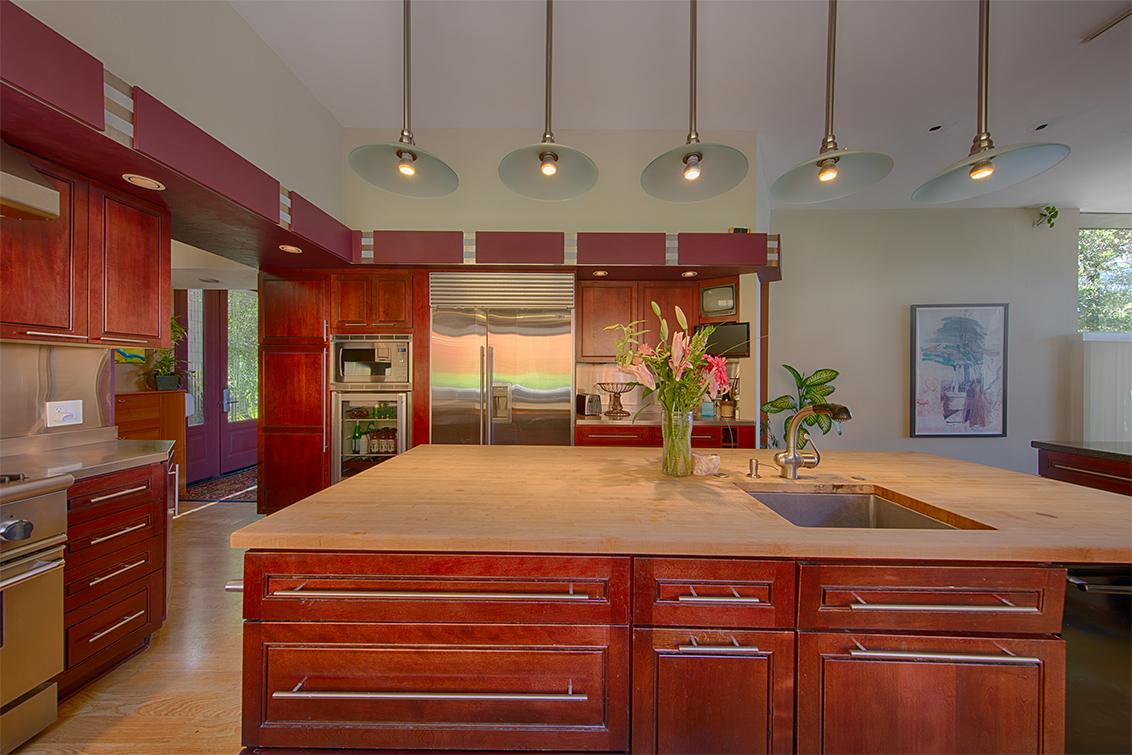 Kitchen (B) - 19900 Old Santa Cruz Hwy