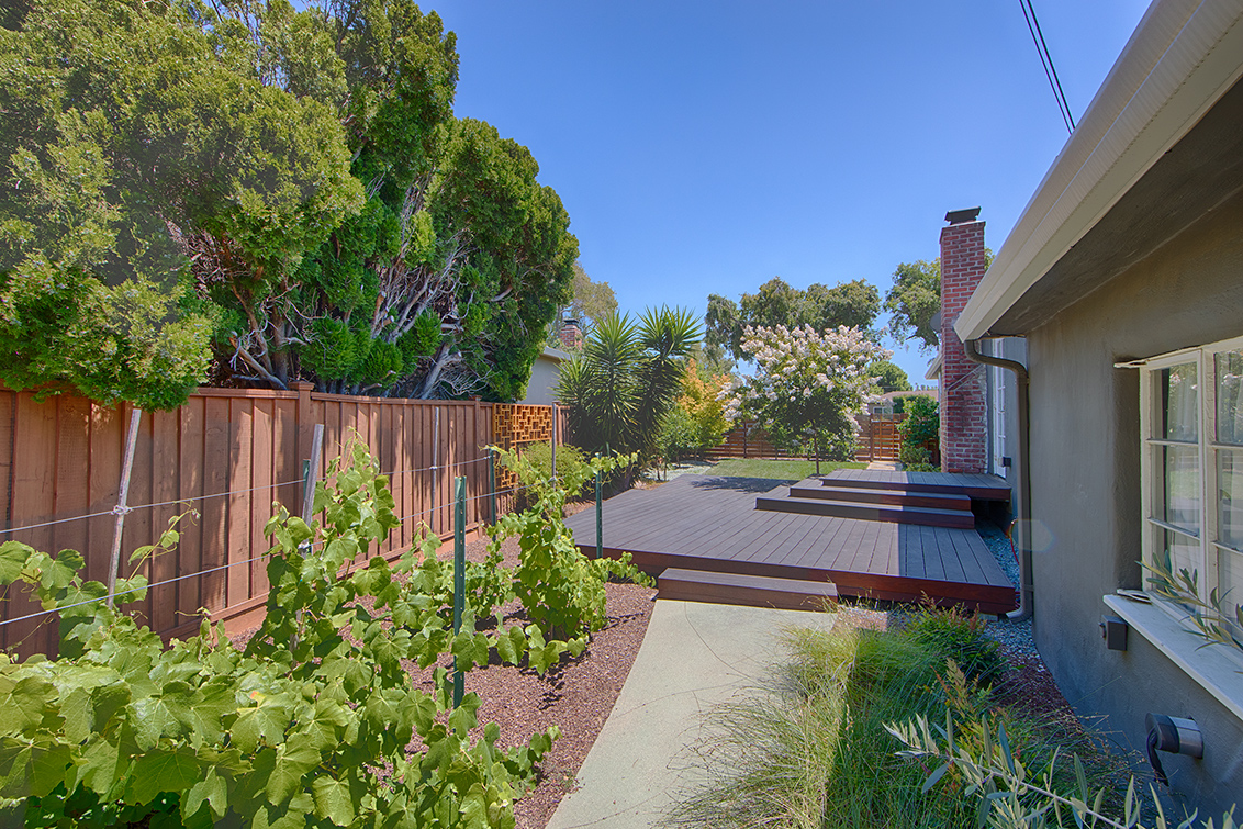 Backyard (B) - 3615 Orinda Dr