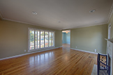 Living Room - 3615 Orinda Dr, San Mateo 94403