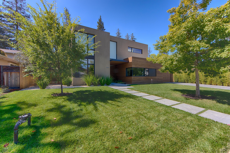 Front View - 4246 Pomona Ave, Palo Alto 94306