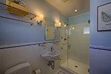 Master Bath (A) - 1622 Ralston Ave, Belmont 94002
