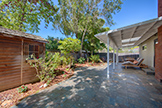 1622 Ralston Ave, Belmont 94002 - Patio (A)