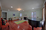 1290 Redondo Dr, San Jose 95125 - Living Room (A)