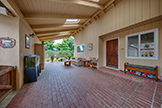 1290 Redondo Dr, San Jose 95125 - Patio (A)