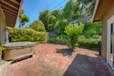 Back Patio - 305 Rolling Hills Ave, San Mateo 94403