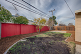 1644 S Norfolk St, San Mateo 94403 - Backyard (A)