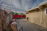 1644 S Norfolk St, San Mateo 94403 - Side Patio (A)