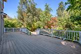 2317 Saint Francis Dr, Palo Alto 94303 - Deck (A)