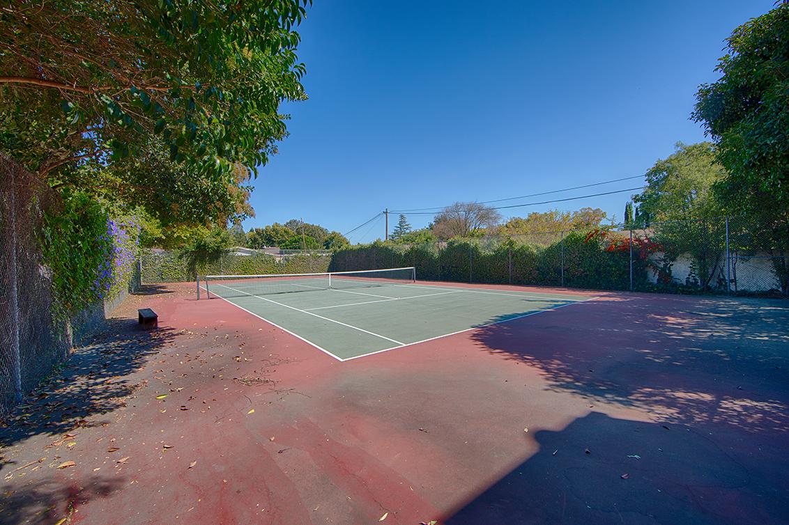 Tennis Court (A)