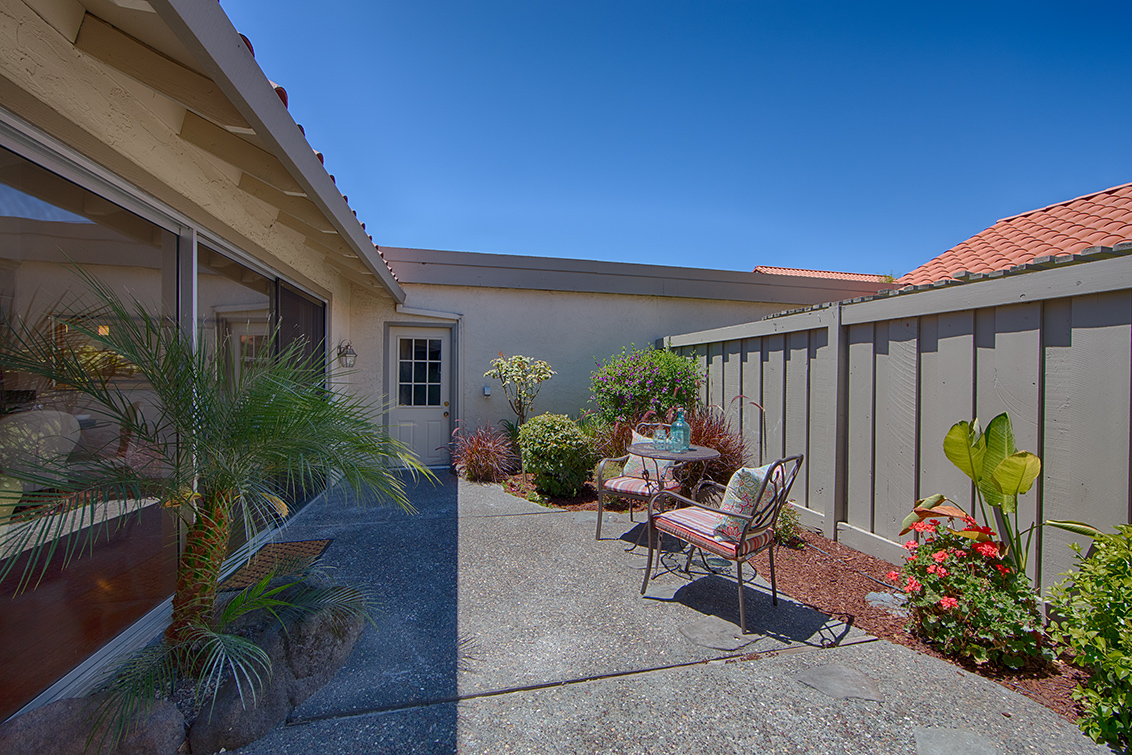Patio picture - 10932 Sweet Oak St, Cupertino 95014