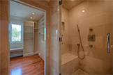 799 University Ave, Los Altos 94024 - Master Shower (A)