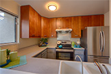 641 W Garland Ter, Sunnyvale 94086 - Kitchen (A)