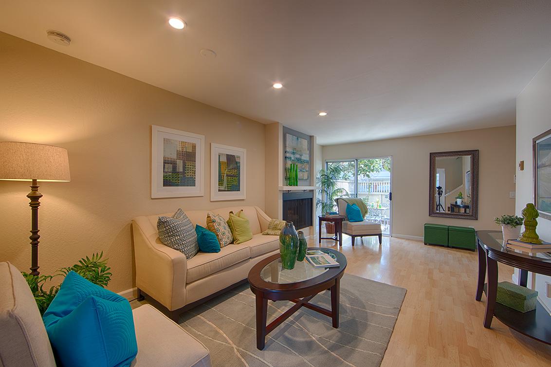 Living Room (B) - 641 W Garland Ter
