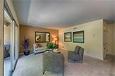 Living Room (B) - 280 Waverley St 8, Palo Alto 94301