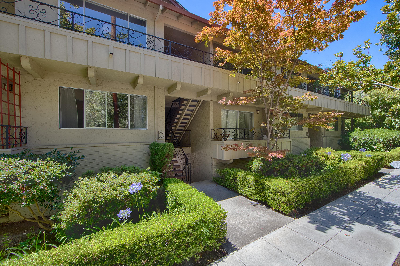 Front View - 280 Waverley St 8, Palo Alto 94301