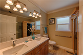 4030 Wilkie Way, Palo Alto 94306 - Guest Bath (A)