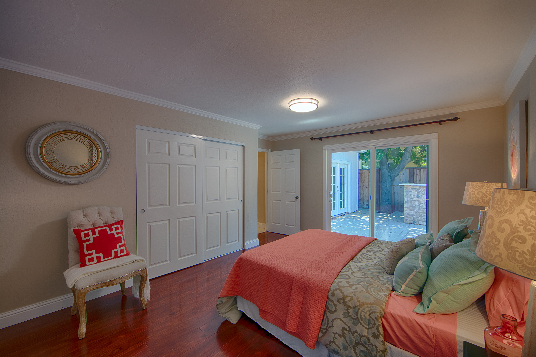 4030 Wilkie Way, Palo Alto 94306 - Master Bedroom (A)