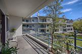 Balcony (A) - 4685 Albany Cir 124, San Jose 95129