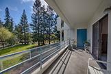 Balcony (B) - 4685 Albany Cir 124, San Jose 95129