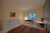 Bedroom 2 (B) - 4685 Albany Cir 124, San Jose 95129