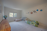 Master Bedroom (B) - 4685 Albany Cir 124, San Jose 95129