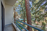 Side Balcony (A) - 4685 Albany Cir 124, San Jose 95129