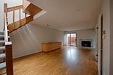 1345 Alma St, Palo Alto 94301 - Living Room (A)
