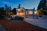 26856 Almaden Ct, Los Altos Hills 94022 - Back Of House (A)