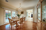 Dining Room (B) - 26856 Almaden Ct, Los Altos Hills 94022