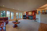 Family Room (A) - 26856 Almaden Ct, Los Altos Hills 94022