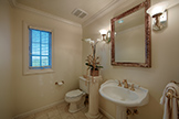 Half Bath (A) - 26856 Almaden Ct, Los Altos Hills 94022