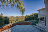 26856 Almaden Ct, Los Altos Hills 94022 - Patio View (A)